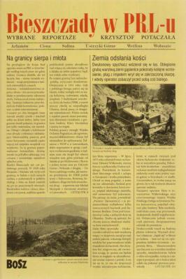 bdc3543ed7743 Bieszczady w PRL-u. Wybrane reportaże.   Antykwariat Filar
